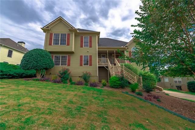 176 Arbor Hills Place, Talking Rock, GA 30175 (MLS #6790217) :: Tonda Booker Real Estate Sales