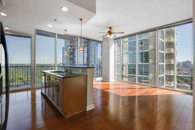 855 Peachtree Street NE #1713, Atlanta, GA 30308 (MLS #6790237) :: Dillard and Company Realty Group