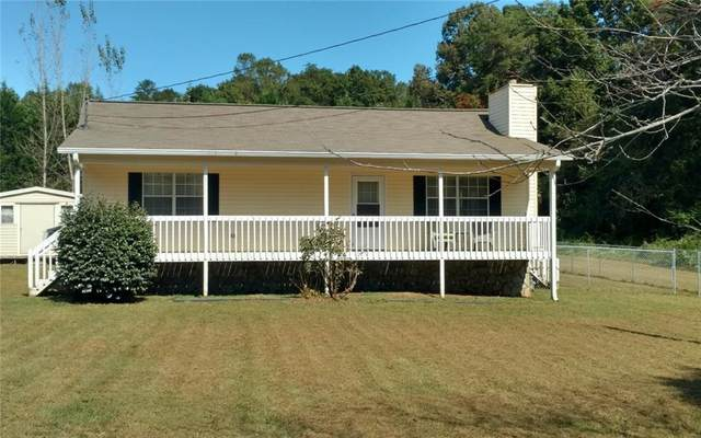 392 Burgess Road, Ellijay, GA 30540 (MLS #6790239) :: AlpharettaZen Expert Home Advisors