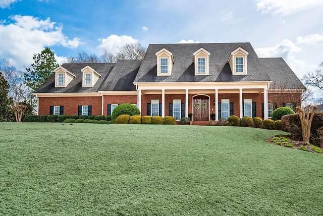 8 Oxford Drive, Cartersville, GA 30120 (MLS #6790243) :: Keller Williams Realty Cityside