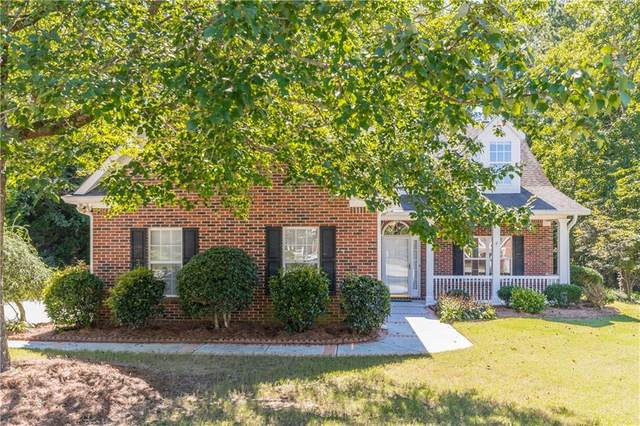 100 Biltmore Drive, Fayetteville, GA 30214 (MLS #6790278) :: North Atlanta Home Team