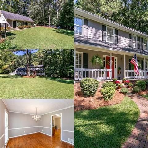 195 Country Squire Drive, Fayetteville, GA 30215 (MLS #6790305) :: North Atlanta Home Team