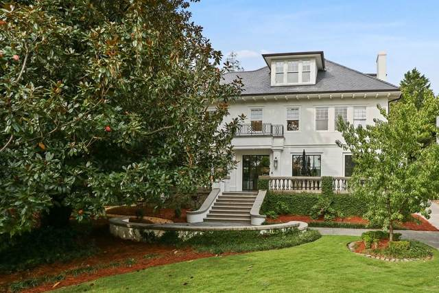 76 Inman Circle NE, Atlanta, GA 30309 (MLS #6790307) :: AlpharettaZen Expert Home Advisors