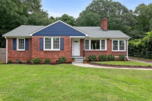 754 Pasley Avenue SE, Atlanta, GA 30316 (MLS #6790310) :: North Atlanta Home Team