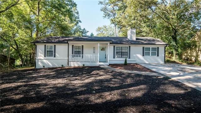 2925 Sawgrass Trail SW, Lilburn, GA 30047 (MLS #6790327) :: Tonda Booker Real Estate Sales