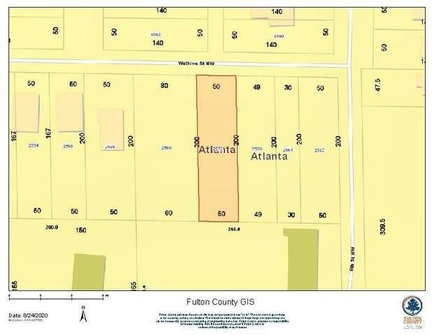 2576 Watkins Street NW, Atlanta, GA 30318 (MLS #6790337) :: Tonda Booker Real Estate Sales