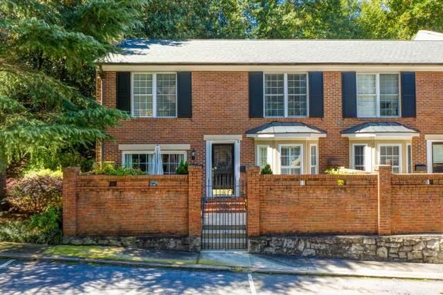 1634 Ponce De Leon Avenue #301, Atlanta, GA 30307 (MLS #6790348) :: North Atlanta Home Team