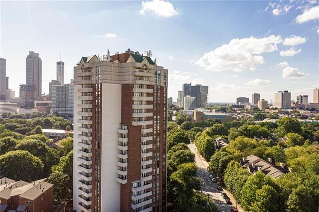 375 Ralph Mcgill Boulevard NE #201, Atlanta, GA 30312 (MLS #6790355) :: North Atlanta Home Team