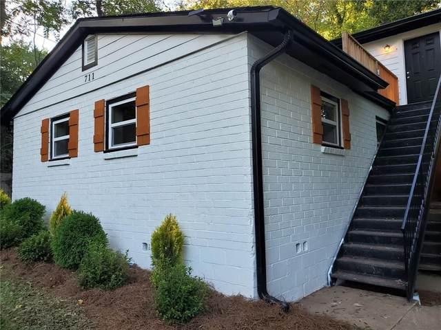 711 Neal Street NW, Atlanta, GA 30318 (MLS #6790368) :: Tonda Booker Real Estate Sales