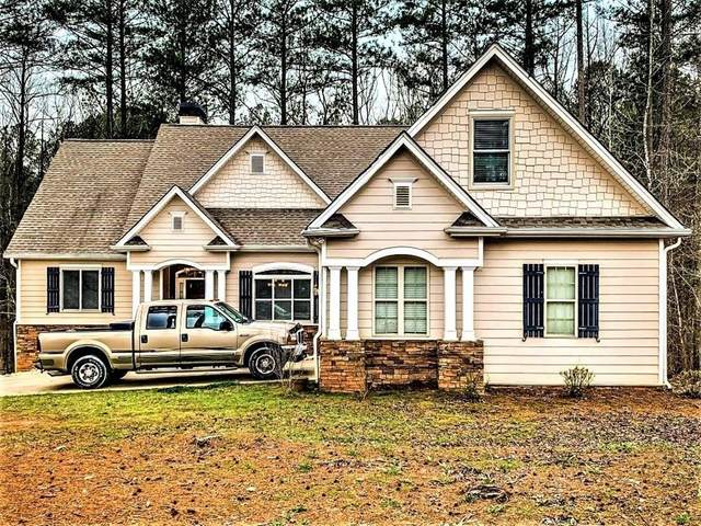 20 Deer Run Trail, Sharpsburg, GA 30277 (MLS #6790388) :: North Atlanta Home Team
