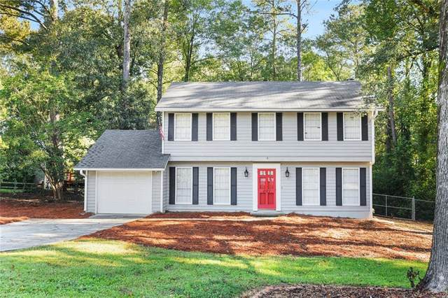 401 Fall Creek Drive, Marietta, GA 30068 (MLS #6790417) :: North Atlanta Home Team
