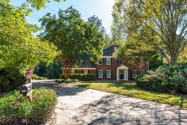 717 Princeton Mill Run, Marietta, GA 30068 (MLS #6790464) :: Tonda Booker Real Estate Sales