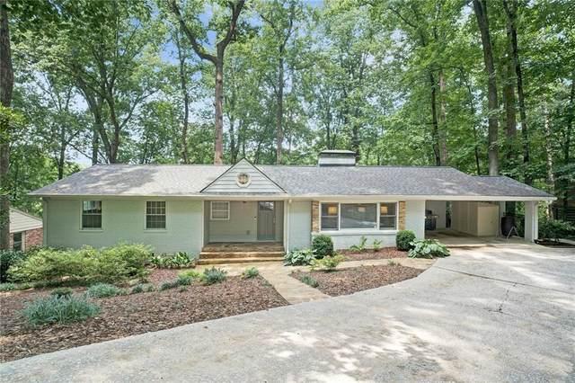 3999 Land O Lakes Drive NE, Atlanta, GA 30342 (MLS #6790466) :: Good Living Real Estate