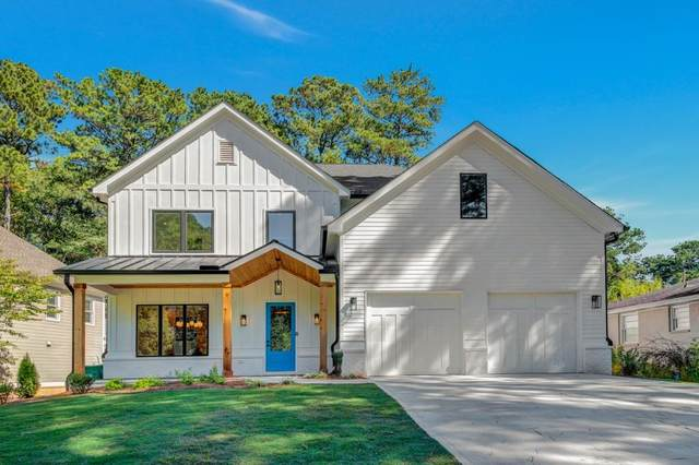 2447 Skyland Trail NE, Brookhaven, GA 30319 (MLS #6790517) :: North Atlanta Home Team
