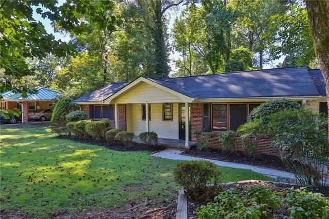 2600 Woodacres Road NE, Atlanta, GA 30345 (MLS #6790543) :: North Atlanta Home Team