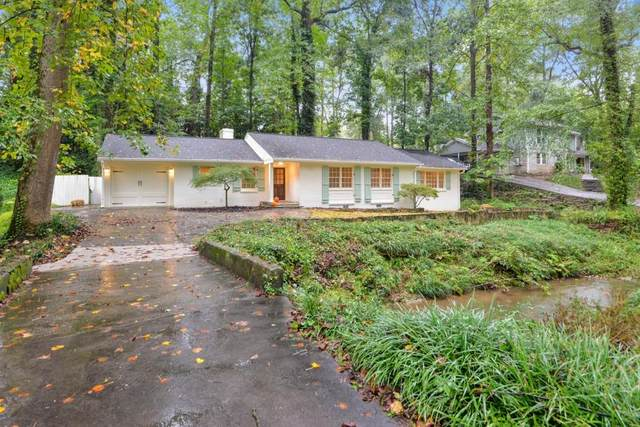 2154 Brookview Drive NW, Atlanta, GA 30318 (MLS #6790563) :: Keller Williams Realty Atlanta Classic