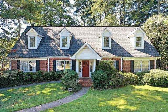 1902 Old Covington Highway SW, Conyers, GA 30012 (MLS #6790644) :: The North Georgia Group