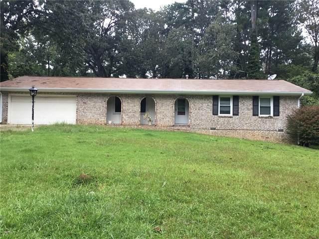 6333 Woodstock Lane, Riverdale, GA 30296 (MLS #6790649) :: North Atlanta Home Team
