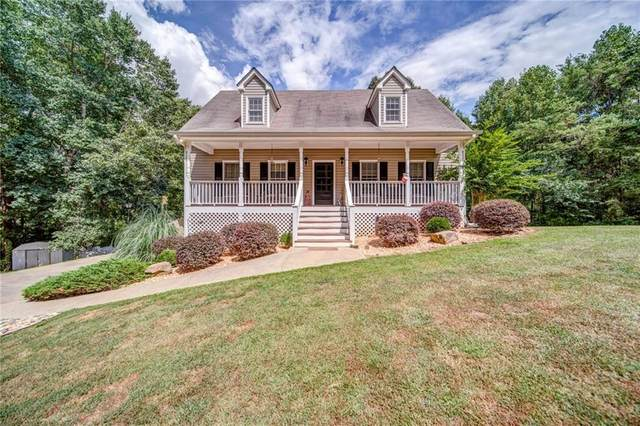 820 Fletcher Drive, Ball Ground, GA 30107 (MLS #6790680) :: North Atlanta Home Team