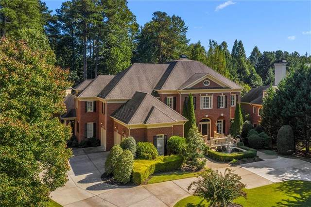2180 Blackheath Trace, Alpharetta, GA 30005 (MLS #6790697) :: North Atlanta Home Team