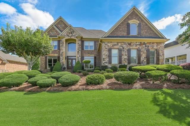 407 Greyfield Drive, Canton, GA 30115 (MLS #6790703) :: North Atlanta Home Team