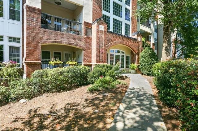 3636 Habersham Road NW #2107, Atlanta, GA 30305 (MLS #6790730) :: RE/MAX Paramount Properties