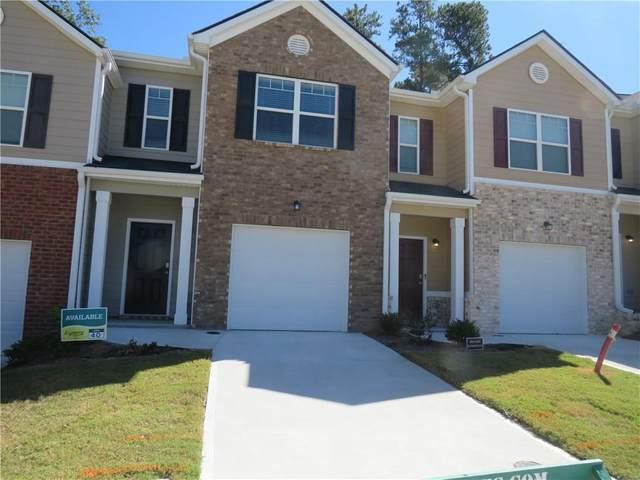 6246 Rockaway Road #40, Atlanta, GA 30349 (MLS #6790773) :: North Atlanta Home Team
