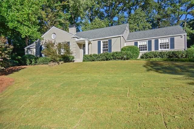 1870 Colland Drive NW, Atlanta, GA 30318 (MLS #6790810) :: Tonda Booker Real Estate Sales