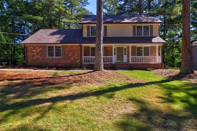 3680 Sugar Creek Lane SE, Conyers, GA 30094 (MLS #6790824) :: Tonda Booker Real Estate Sales
