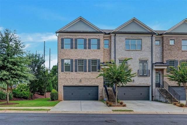 1598 Cambridge Place #30, Marietta, GA 30062 (MLS #6790844) :: North Atlanta Home Team