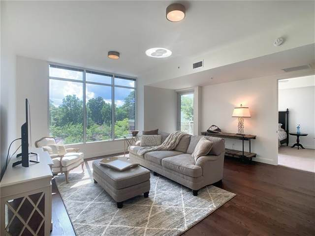 1820 Peachtree Street NW #506, Atlanta, GA 30309 (MLS #6790853) :: Rock River Realty