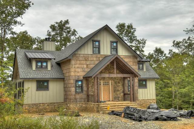 640 Old Toccoa Loop, Mineral Bluff, GA 30559 (MLS #6790888) :: The Cowan Connection Team