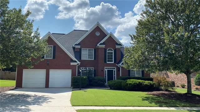 3450 Highcroft Circle, Peachtree Corners, GA 30092 (MLS #6790921) :: The Cowan Connection Team