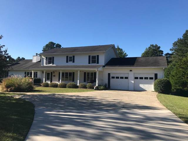 1435 Willis Lake Drive NW, Kennesaw, GA 30152 (MLS #6790951) :: Tonda Booker Real Estate Sales