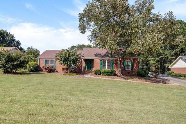 420 Clubland Circle SE, Conyers, GA 30094 (MLS #6790961) :: Tonda Booker Real Estate Sales