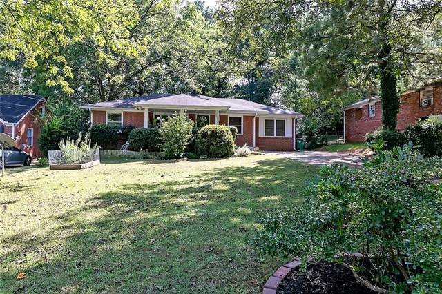 2015 E Camellia Drive, Decatur, GA 30032 (MLS #6790972) :: Tonda Booker Real Estate Sales