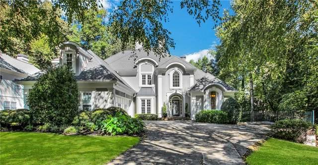244 Webney Drive, Marietta, GA 30068 (MLS #6791031) :: North Atlanta Home Team