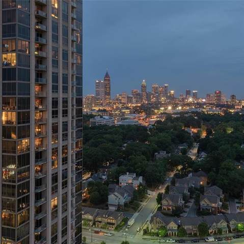 361 17th Street NW #1217, Atlanta, GA 30363 (MLS #6791061) :: Thomas Ramon Realty