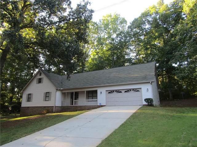 385 Hidden Valley Drive SE, Conyers, GA 30094 (MLS #6791084) :: North Atlanta Home Team