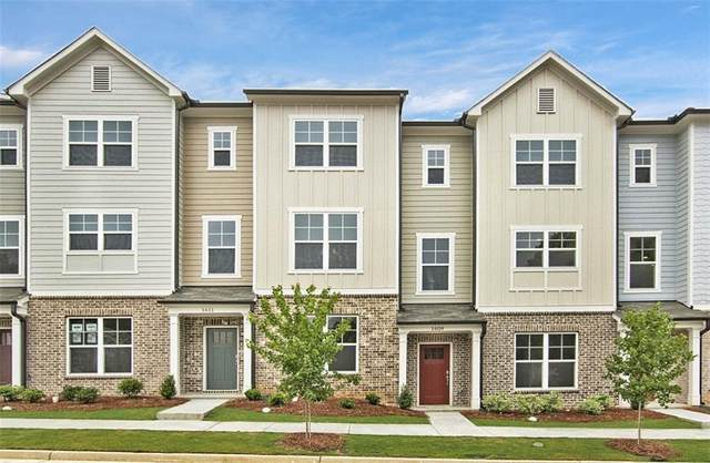 1636 Venture Point Way #46, Decatur, GA 30032 (MLS #6791107) :: Tonda Booker Real Estate Sales