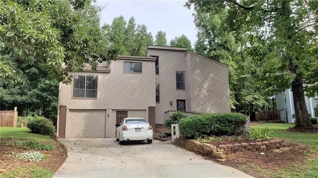 2946 Creek Park Drive, Marietta, GA 30062 (MLS #6791110) :: Keller Williams Realty Atlanta Classic