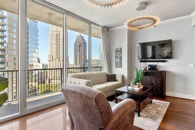 1080 Peachtree Street NE #1412, Atlanta, GA 30309 (MLS #6791133) :: The Zac Team @ RE/MAX Metro Atlanta