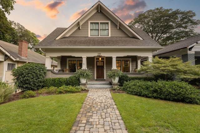 345 6th Street NE, Atlanta, GA 30308 (MLS #6791139) :: Oliver & Associates Realty