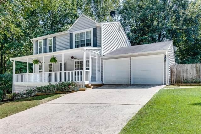 735 Country Manor Way, Alpharetta, GA 30022 (MLS #6791142) :: North Atlanta Home Team