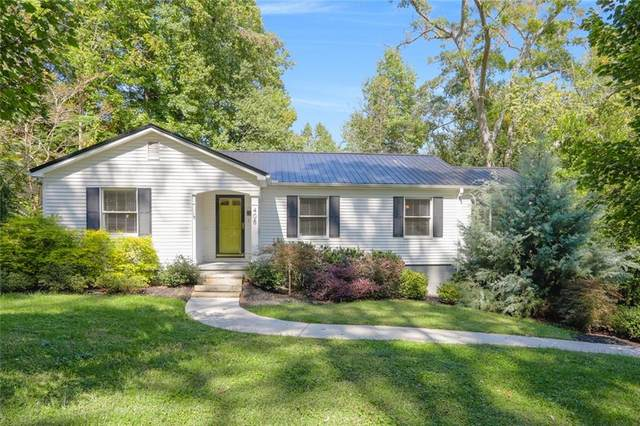 408 Maple Avenue NW, Marietta, GA 30064 (MLS #6791149) :: Keller Williams Realty Atlanta Classic