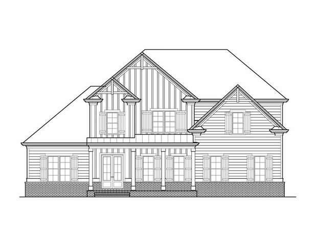 3540 Muirfield Drive, Milton, GA 30004 (MLS #6791188) :: Tonda Booker Real Estate Sales