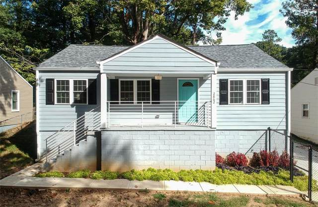 2862 Palm Drive, Atlanta, GA 30344 (MLS #6791200) :: North Atlanta Home Team