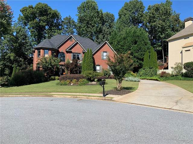 4320 Woodward Way, Cumming, GA 30041 (MLS #6791205) :: Keller Williams Realty Atlanta Classic
