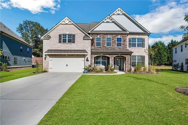 4890 Westoak Court, Sugar Hill, GA 30518 (MLS #6791235) :: North Atlanta Home Team