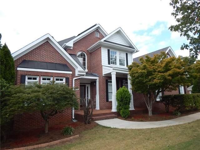 1279 Saxony Drive SE, Conyers, GA 30013 (MLS #6791287) :: North Atlanta Home Team